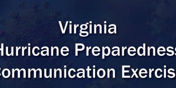 Statewide Hurricane Drill