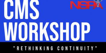2020 CMS Workshop Series